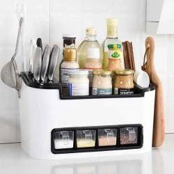 Кухонный органайзер для приборов и специй Органайзер в шкаф для специй