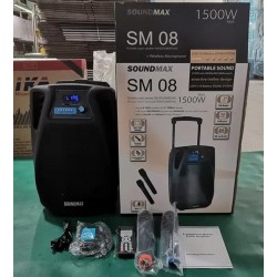 Автономная акустическая система Soundmax SM-08 Активная акустика Портативные колонки