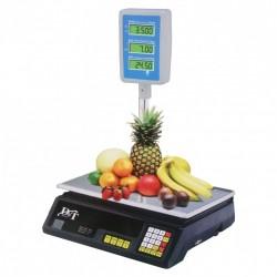 Весы торговые D&T-5053 до 50кг с стойкой