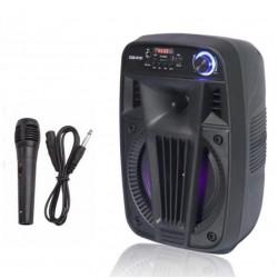 Портативная колонка Bluetooth BT Speaker ZQS-6107