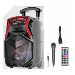 Колонка-чемодан QS-803