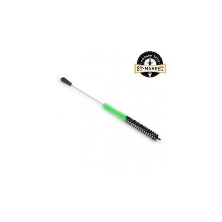 Щетка для чистки кальяна с пластмассовой ручкой длина 95 см