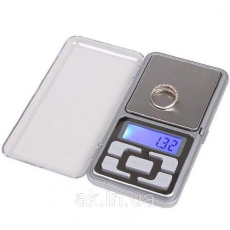 Весы ювелирные MH 200г (MX-461), Весы ювелирные электронные, Карманные весы, Мини весы, Портативные весы