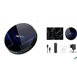 Смарт приставка HK1 X3 4/32 amlogic s905 x3 android tv box 4GB 32GB
