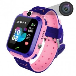 Детские часы HQ Smart Baby Watch Q12 HM12P