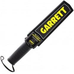 Высокочувствительный ручной металлодетектор Garrett Super Scanner V, черный