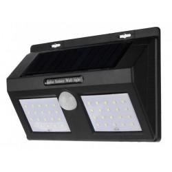 Двойной LED светильник с датчиком движения Solar Motion Sensor Light