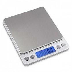 Електронні ювелірні ваги ACS 500gr/0.01 g Pocket Scale