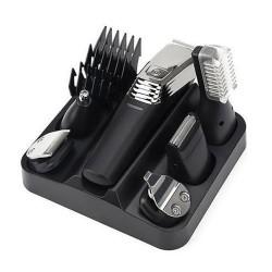 Профессиональная машинка для стрижки волос с насадками Kemei LFQ-KM-5900