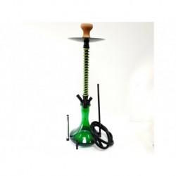 Кальян MAMAY зеленый цвет высота 75 см