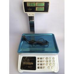 Весы торговые Crownberg CB-5008 до 50 кг