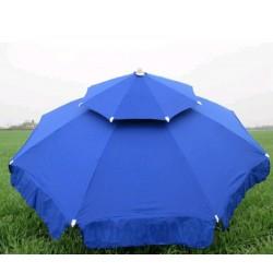 """Зонт 3 м двойной купол """"Анти-ветер"""" синий, зеленый, красны"""