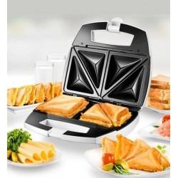 Бутербродница DSP KC1133 Sandwich Master аппетитные хрустящие горячие бутерброды