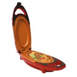 Инновационная электросковорода Red Copper 5 minuts chef / электрическая скороварка для вторых блюд